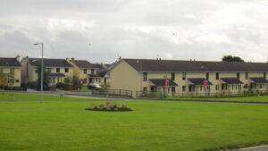 Foscadh Housing Estate Garden