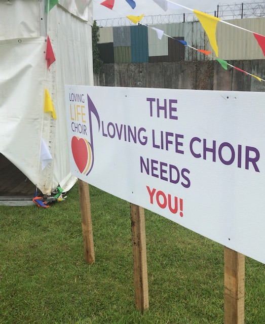 Loving Life Choir Image