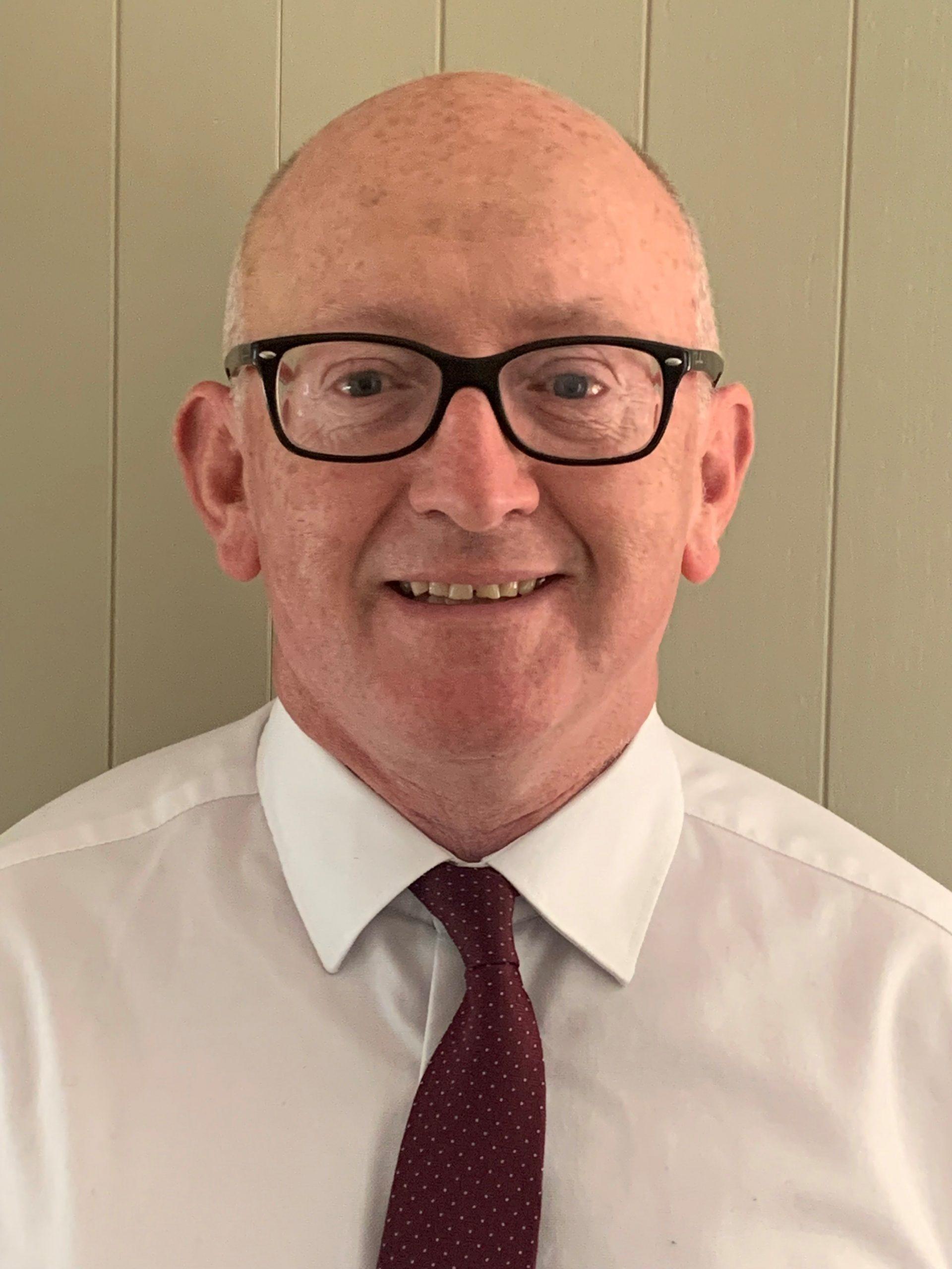 Tony McBride - Foscadh Housing